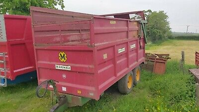 £5500 • Buy Marshall Silage Trailer
