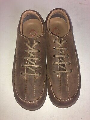 £59.99 • Buy Men's Brasher Gore-Tex Shoes Size UK 10.5 Brown Leather