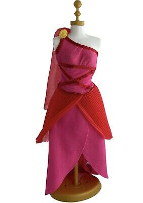£7.96 • Buy 2008 Barbie In The Diamond Castle Princess Muse Melody Doll Red/ Pink Dress Only