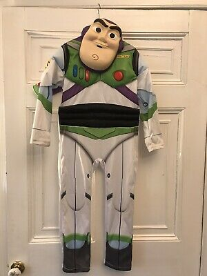 £5 • Buy Buzz Lightyear Costume 7-8 With Mask From Tesco