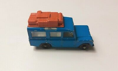 £3 • Buy Vintage Matchbox Series No12 Land Rover Toy By Lesney