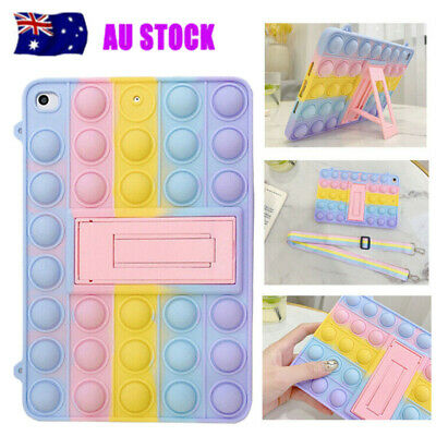AU20.99 • Buy Shockproof Case Kids Soft Stand Cover For IPad Air Pro 7th 8th Gen 10.2 Mini 4 5