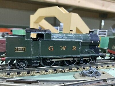 £77 • Buy HORNBY DUBLO (EDL7) 0-6-2T GWR (6699) Excellent Runner UNBOXED