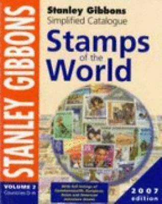 £21.08 • Buy Stamps Of The World : Stanley Gibbons Simplified Catalogue: An Illustrated And P