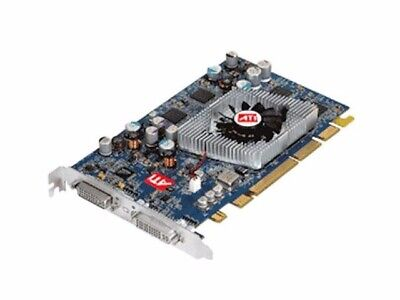 $242.31 • Buy RARE ATI Radeon 9800 Pro Mac Special Edition 256mb Graphics Card For Apple G5