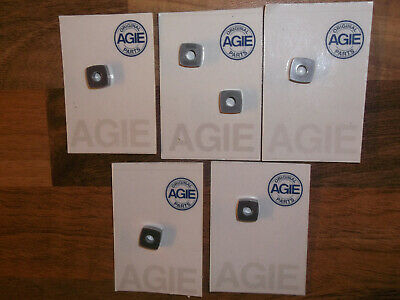 £25 • Buy 6 Off AGIE Power Feed Contacts - Part Number 199-484
