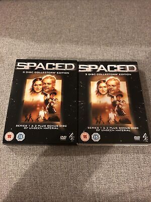 £0.99 • Buy Spaced (DVD, 2006) Complete Series 1 And 2 Nick Frost Simon Pegg