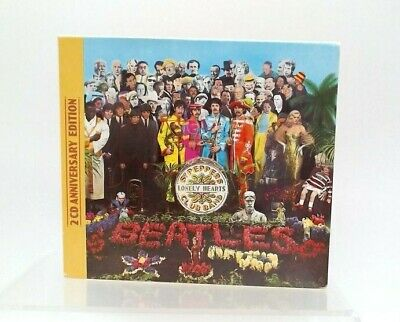 £10 • Buy The Beatles - Sgt. Peppers Lonely Hearts Club Band [CD]