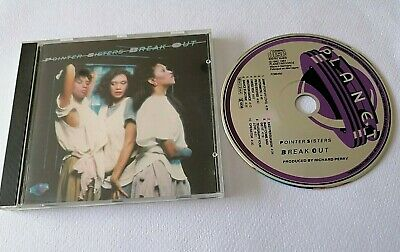 £4.99 • Buy Pointer Sisters - Break Out Original Issue Cd