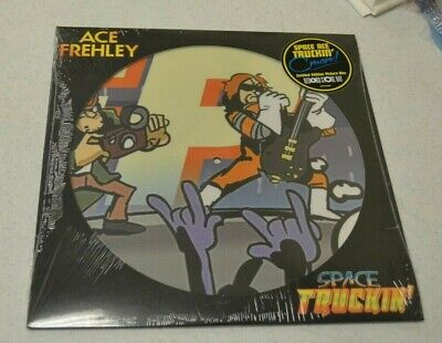 £14.16 • Buy Ace Frehley  Space Truckin  Vinyl LP Picture Disc RSD Record Store Day 2020 NEW