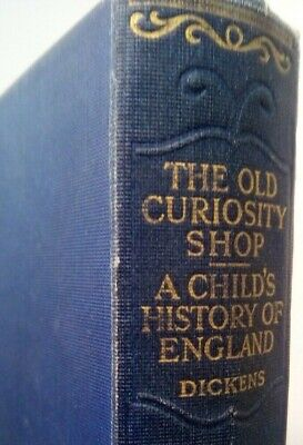 £4.20 • Buy Charles Dickens The Old Curiosity Shop Hardback (printed From 1868 Version)