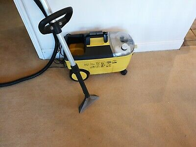 £255 • Buy Karcher Puzzi 200 Carpet Cleaning Machine With Floor Tool And Upholstery Tool