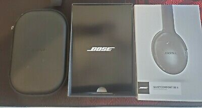 $ CDN25.78 • Buy Bose Qc35 II Box And Case With Aux And Charger