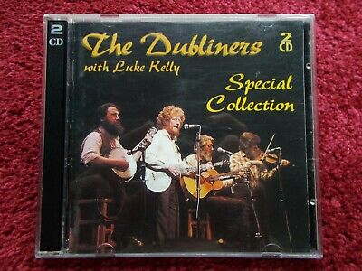 £7.99 • Buy The Dubliners With Luke Kelly Special Collection 2CD EUCD 0225 1997 Irish Rover