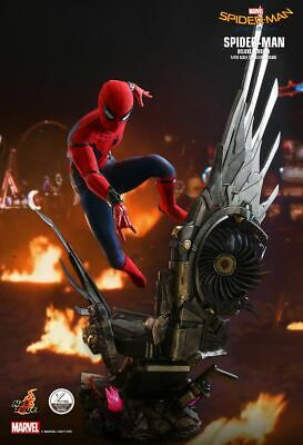 $ CDN849.17 • Buy UK Ready - SPIDER-MAN: HOMECOMING   (DELUXE VERSION) 1/4 Scale QS015B