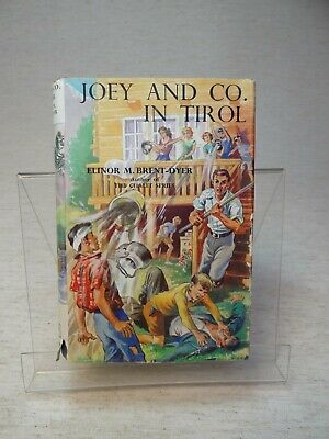 £29 • Buy Joey And Co. In Tirol By Elinor M. Brent-Dyer HB 1960 1st Edition