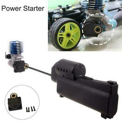 £20.65 • Buy Electric Power Starter 70111 For HSP 16 18 21 28 Nitro Engine RC 1/10 1/8 G6O7