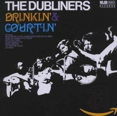 £4.99 • Buy The Dubliners : Drinkin' & Courtin' CD (2012) - CD -  NEW SEALED - UU