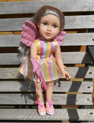 £10.50 • Buy Georgeous Chad Valley Designafriend Doll With Brand New Outfit