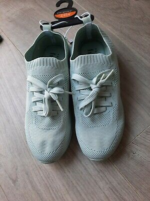 £2.50 • Buy BNWT Primark Size UK 4 Mint Green Comfortable Breathable Trainers