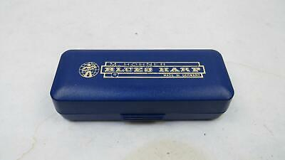 $33.71 • Buy M. Hohner Blues Harp Diatonic Harmonica R With Box Made In Germany Free Shipping