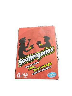 £14.40 • Buy Hasbro A5226 Scattergories Board Game Brand New Sealed