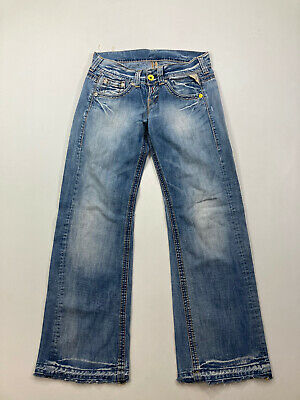 £29.99 • Buy REPLAY RELAXED Jeans - W29 L32 - Blue - Great Condition - Women's