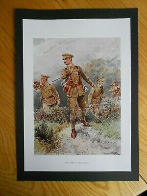£1.65 • Buy Military Print-infantry Skirmishing By R Caton Woodville
