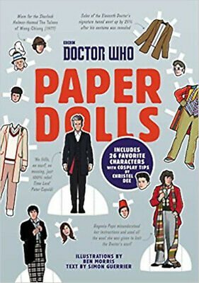 £5.47 • Buy Doctor Who: Paper Dolls, Excellent, Guerrier, Simon Book