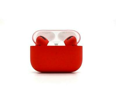 $ CDN471.04 • Buy Apple AirPods PRO Wireless Charging Case + EarBuds - Custom Painted Red Matte