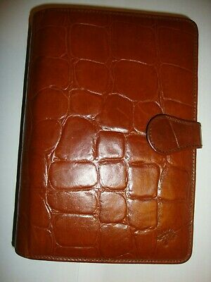£29.95 • Buy Rare Brown Mulberry Leather Case For Psion 5 Or 5mx