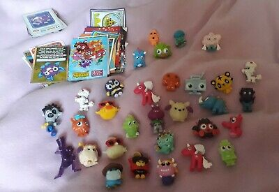 £19.99 • Buy Moshi Monsters Bundle Figures Kids Collection Mixed Cards Stickers Joblot