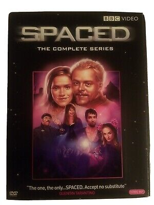£14.12 • Buy Spaced: The Complete Series (DVD, 2008, 3-Disc Set) Simon Pegg