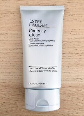 £18.95 • Buy Estee Lauder Perfectly Clean Multi-Action Foam Cleanser Purifying Mask 150ml.