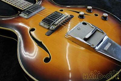 AU1475.33 • Buy YAMAHA SA50 Electric Guitar Natural Hollow Maple Body USED #10017 From Japan