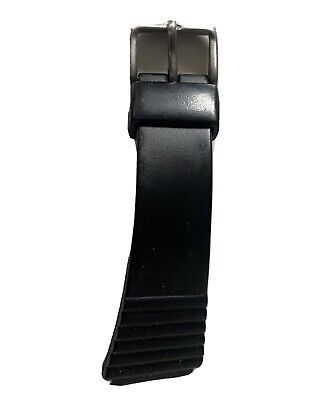 £3.99 • Buy Military Style Black Watch Strap Top Half