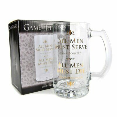 £11.99 • Buy Game Of Thrones Tankared Glass