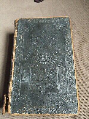 £29.99 • Buy Antique British And Foreign Bible Society Holy Bible Eyre & Spottiswoode 1837