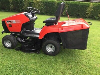 """£750 • Buy Turbo Cut Ride On Mower 40"""" Deck Fully Serviced, New Cutting Blades And Battery."""