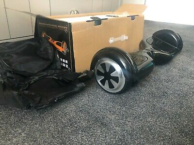 £25 • Buy Hoverboard Segway Balance Board With Charger And Case