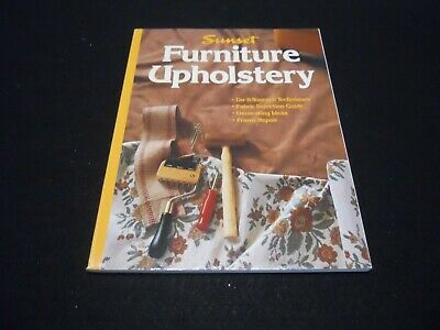 £3.01 • Buy Furniture Upholstery  Sunset Books - Free Shipping