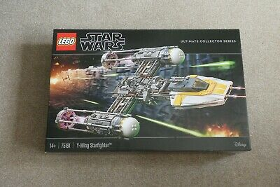 £136 • Buy LEGO Star Wars Y-Wing Starfighter (75181) Ultimate Collector Series UCS - NEW