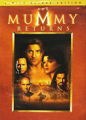 £1.49 • Buy The Mummy Returns, Region 2 DVD WITHOUT BOX