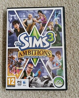 £2 • Buy The Sims 3 Pc Ambitions Expansion