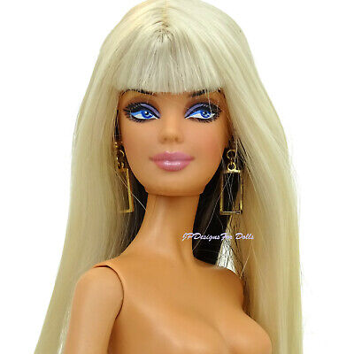£39.95 • Buy  TOP Model Barbie Doll  New  Nude With Stand