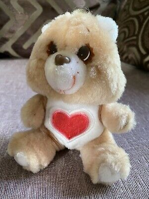 """£14.99 • Buy Vintage Care Bear 1983 """"Tenderheart"""" Bear By Kenner Excellent Condition Carebear"""