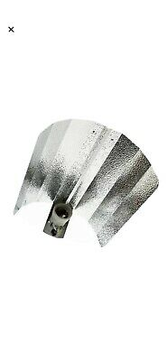 £10 • Buy CFL Reflector Wing Shade Grow Light Hood E40 Fitting With 5m Cable Hydroponics