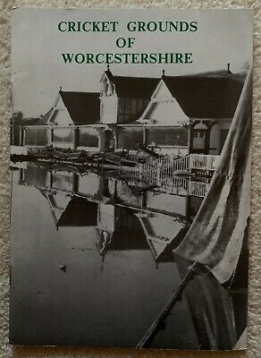 £3.99 • Buy Cricket Grounds Of Worcestershire. 1985 The Association Of Cricket Statisticians