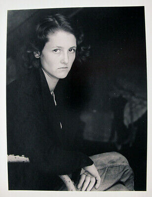 $ CDN125.69 • Buy 1935 Vintage DOROTHEA LANGE Photograph  Ruby  Drought Refugee From Arkansas Yqz