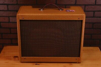£205.39 • Buy  5e3 Narrow Panel Tweed Deluxe Guitar Combo Speaker Cabinet With Nitro Lacquer.